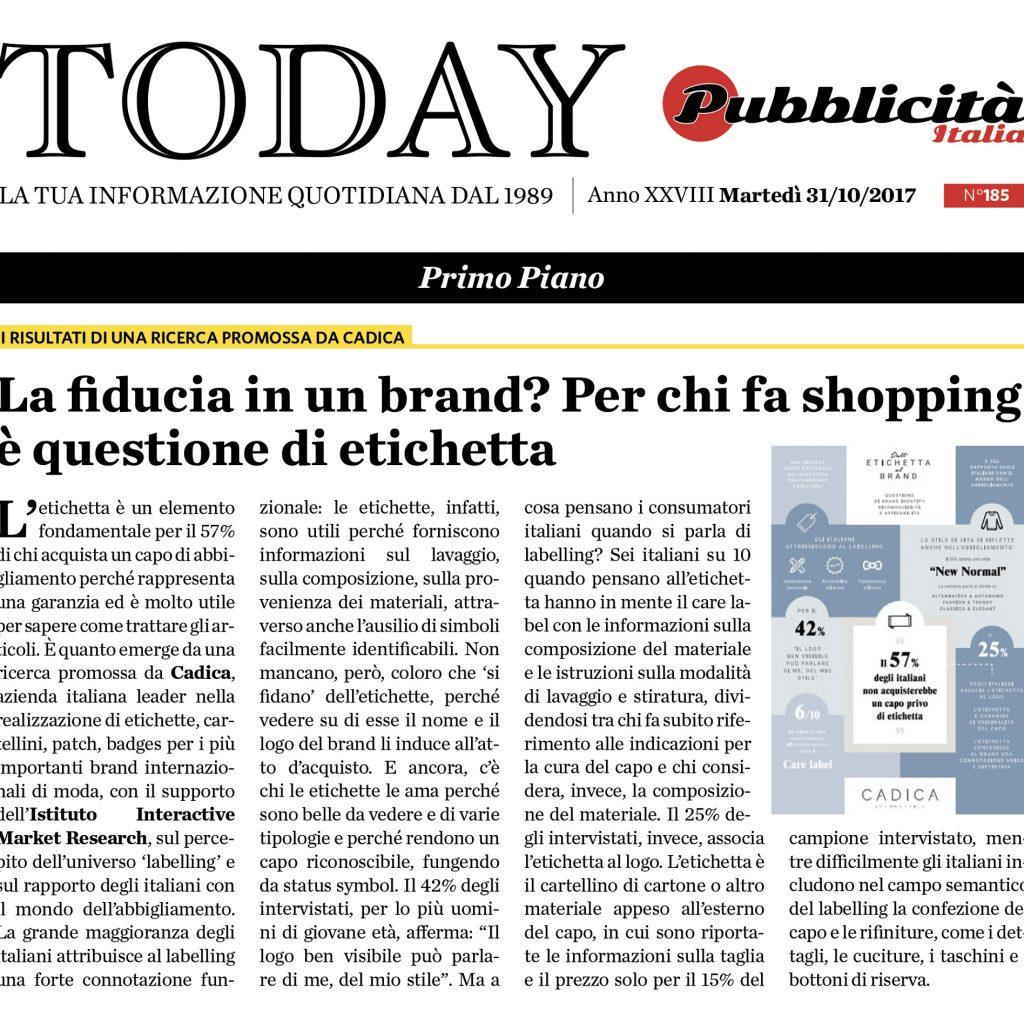 Today_articolo_labelling_Cadica