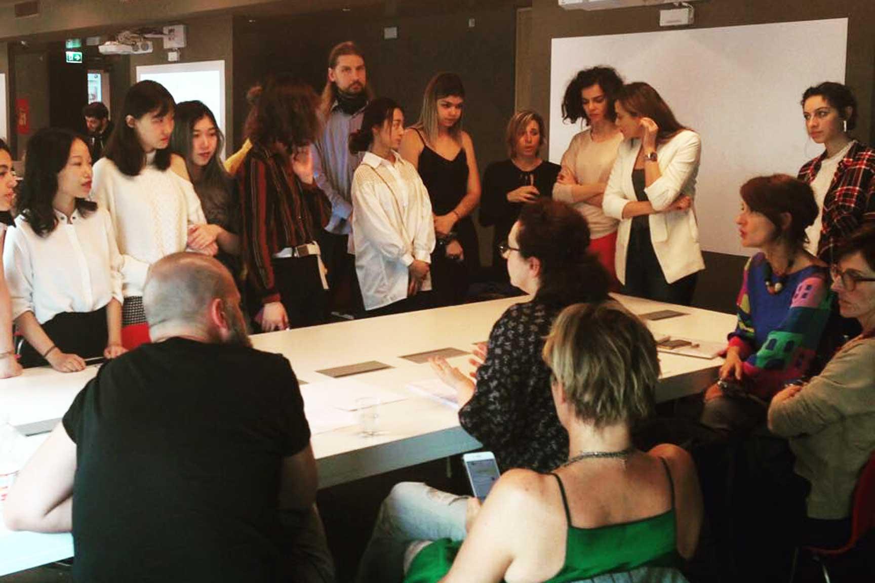 Marangoni Institute –Milan 2018