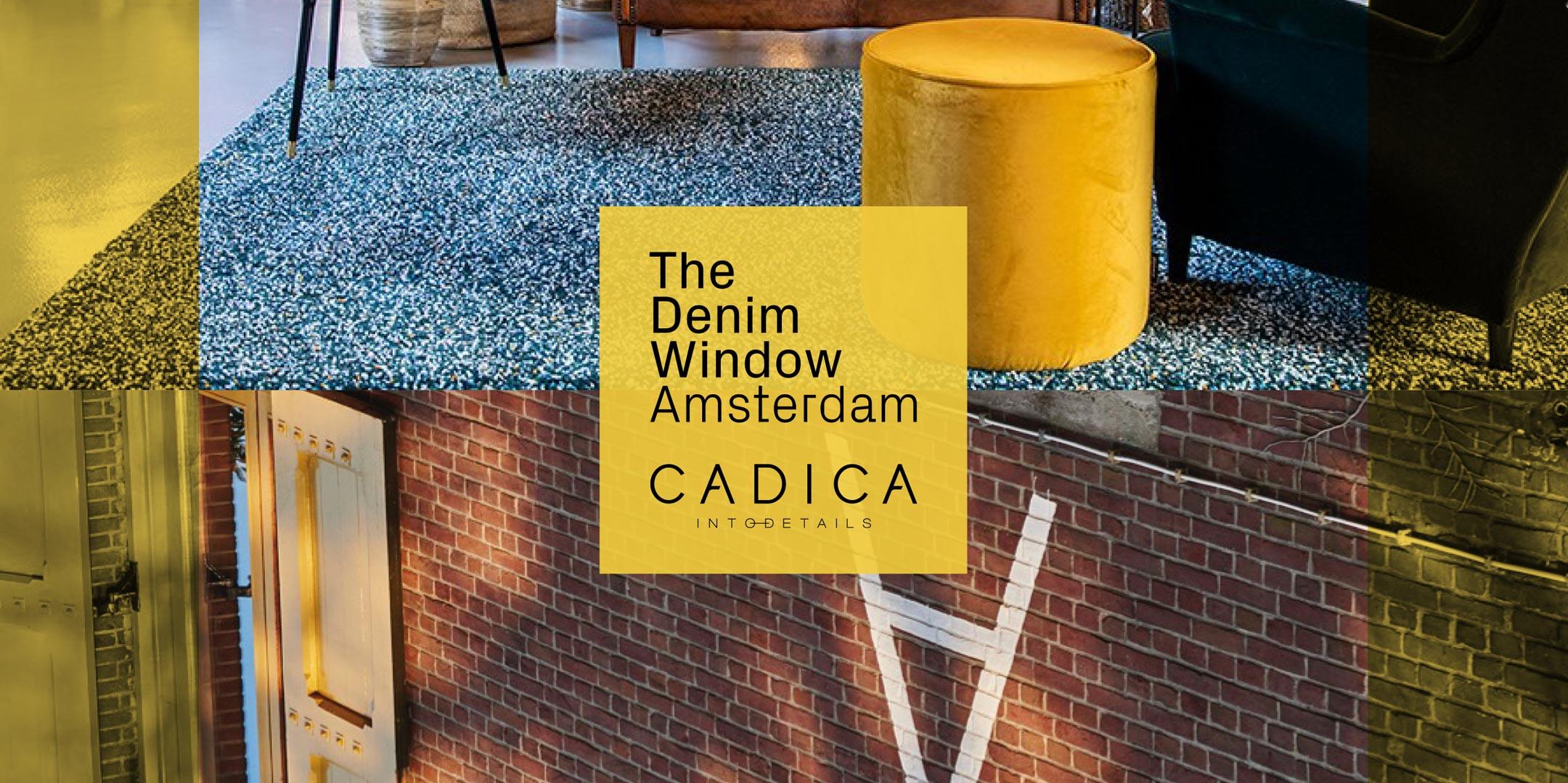 The Denim Window