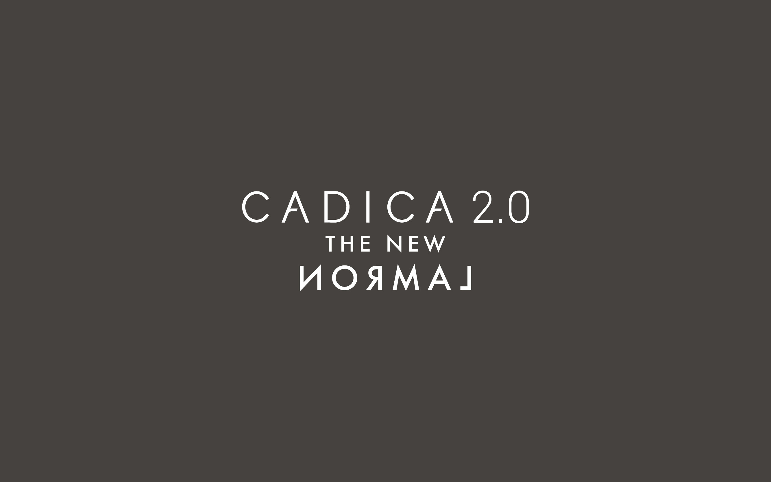 THE NEW NORMAL COLLECTION by CADICA – Press News